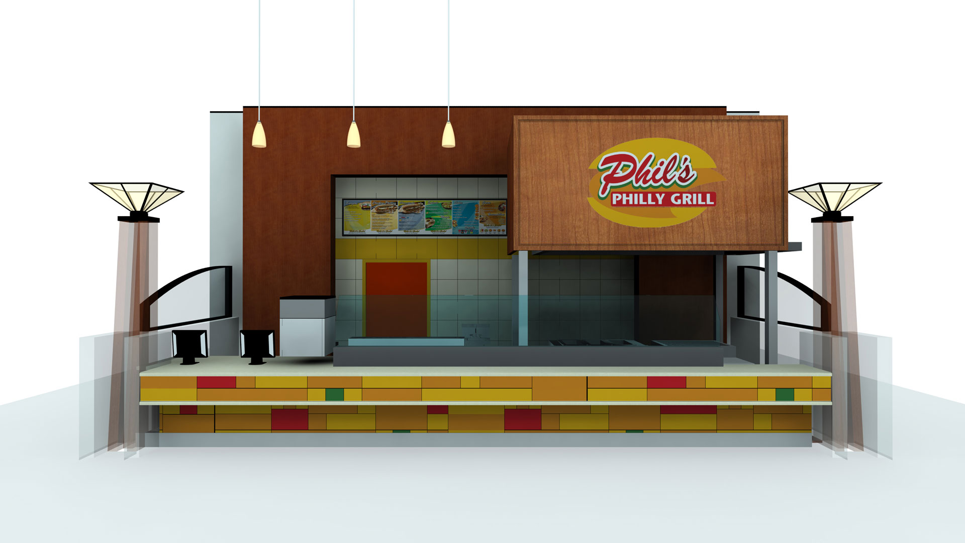 Phils Philly Grill – Retail/Commercial